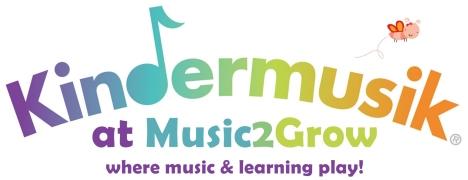 Kindermusik at M2G Logo 2015