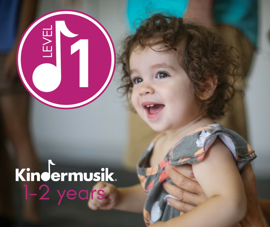 Music2Grow Level One 1-2 years