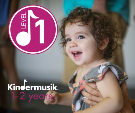 Music2Grow Level One 1-2 years